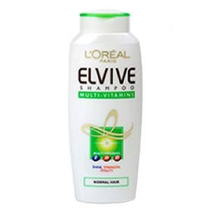Šampūnas Elvive Multi-Vitamin