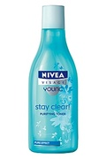 Nivea Visage Young Stay Clear valomasis tonikas