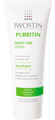 Kremas Purritin Night Care Cream